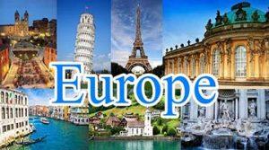 เที่ยวยุโรปที่ไหนดี
